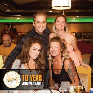 GKhair Loyal Clients Passport to Success 10 year Anniversary Cruise