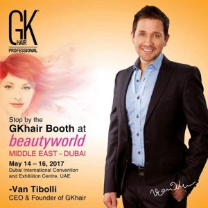 10 Years of GKhair celebrations will continue in Dubai this May. Meet me and the #GKhair #TIBOLLI Te