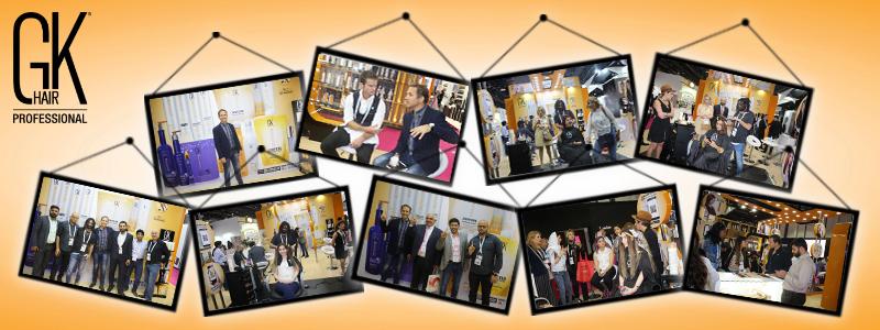 Gkhair Dubai event, beauty world,