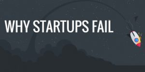 why startups fail, image, rocket,
